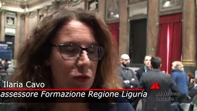 Adnkronos - 27.02.2019 Verso il Festival Genova - Cavo