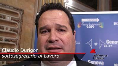 Adnkronos - 26.02.2019 Verso il Festival Genova - Durigon