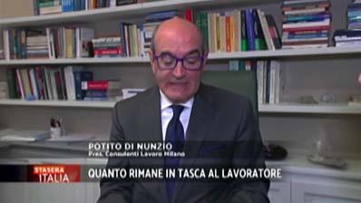 Stasera Italia del 12.04.2019. Potito Di Nunzio