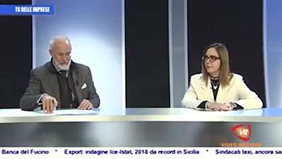 VR Sicilia, Tg delle imprese del 16.03.2019