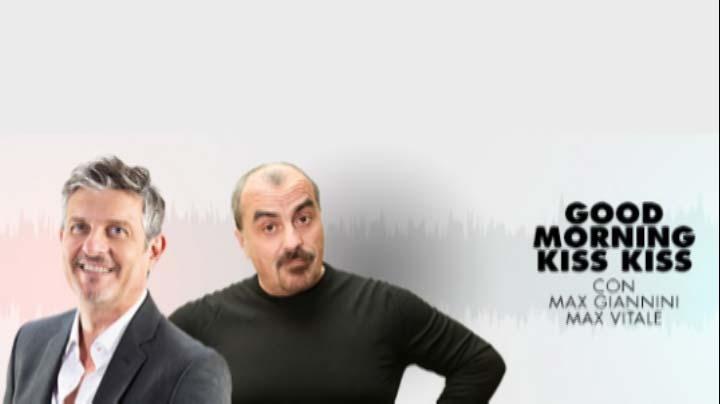 Radio Kiss Kiss del 18.06.2019 con De Luca