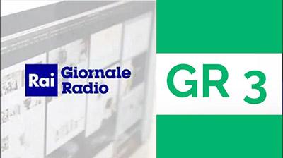 Rai Radio3 GR3 del 26.09.19