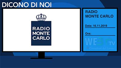 Radio Monte Carlo del 16.11.2019