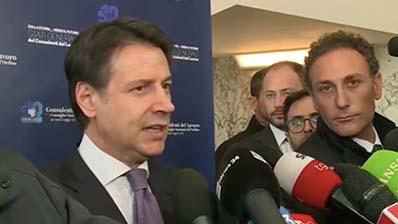 Governo.it del 11.01.2019 - Intervista al Presidente del Consiglio Conte