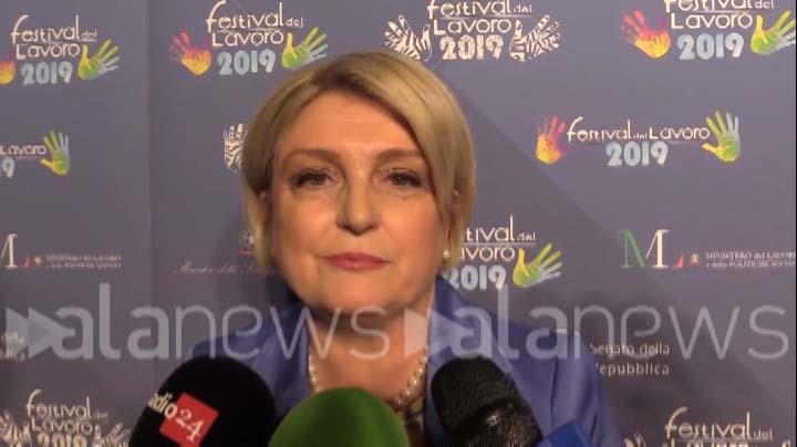AlaNews intervista del 20.06.2019 a Marina Calderone
