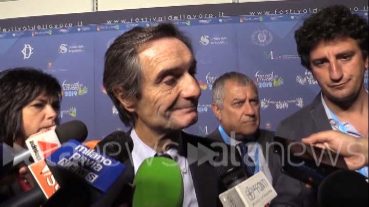 AlaNews intervista del 20.06.2019 a Attilio Fontana