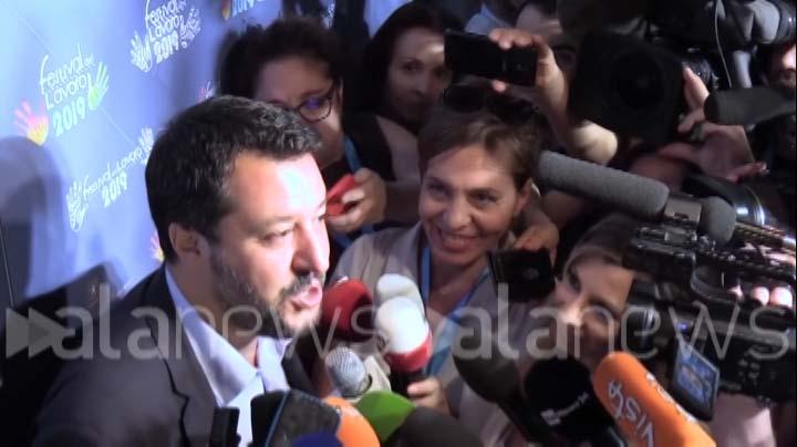 AlaNews intervista del 21.06.2019 a Matteo Salvini 2