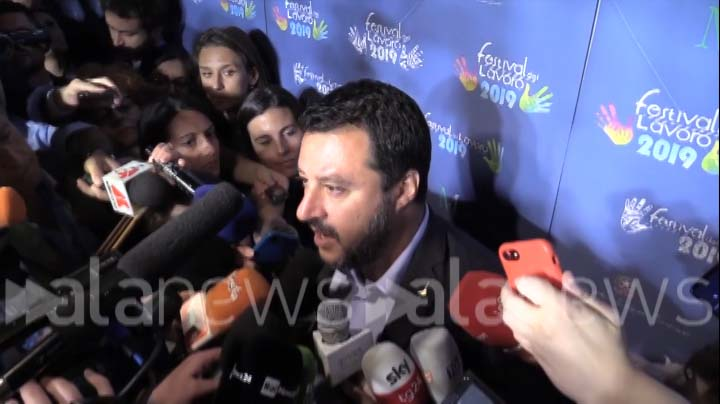 AlaNews intervista del 21.06.2019 a Matteo Salvini 5