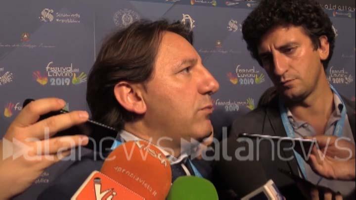AlaNews intervista del 20.06.2019 a Pasquale Tridico