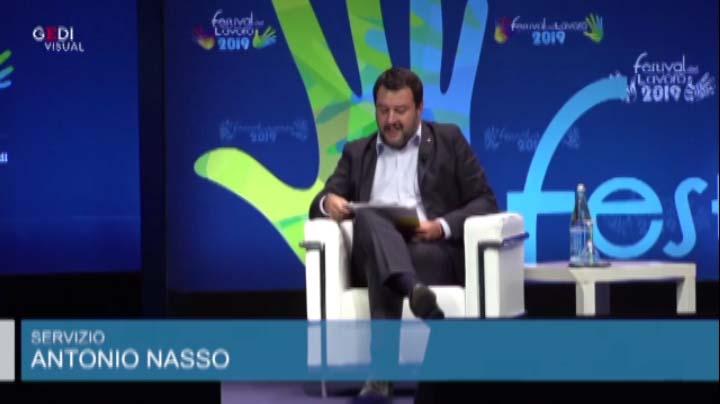 Repubblica TV intervista del 21.06.2019 a Matteo Salvini