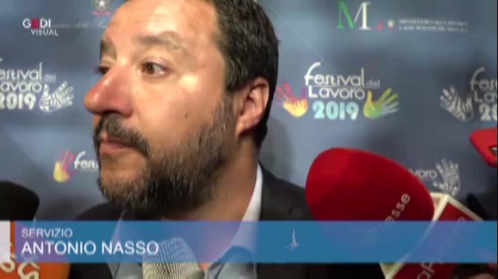 Repubblica TV intervista Matteo Salvini 2 del 21.06.2019