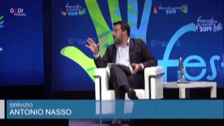 Repubblica TV intervista Matteo Salvini 3 del 21.06.2019