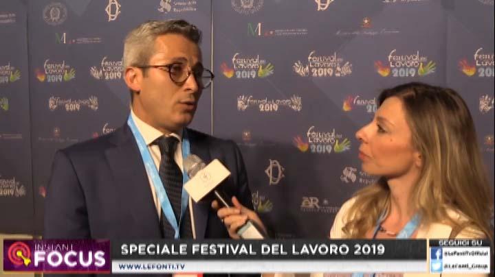 Le Fonti Tv con Andrea Cafà del 21.06.2019