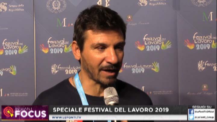 Le Fonti Tv con Oscar di Montigny del 21.06.2019