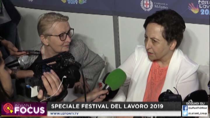 Le Fonti TV con Shirin Ebadi del 21.06.2019