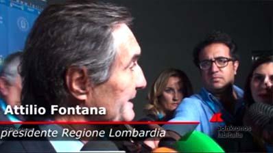 Adnkronos del 20.06.2019 - Fontana