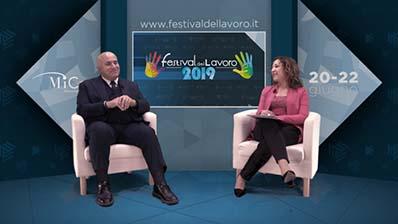 10 anni di Festival del Lavoro: intervista a Rosario De Luca