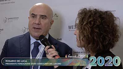Festival del Lavoro 2020: 18-20 giugno Roma