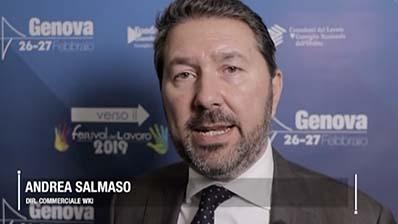 Andrea Salmaso - Direttore Commerciale Wolters Kluwer Italia