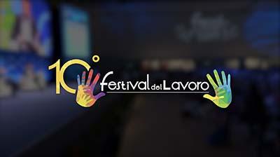 Festival del Lavoro 2019: Il backstage