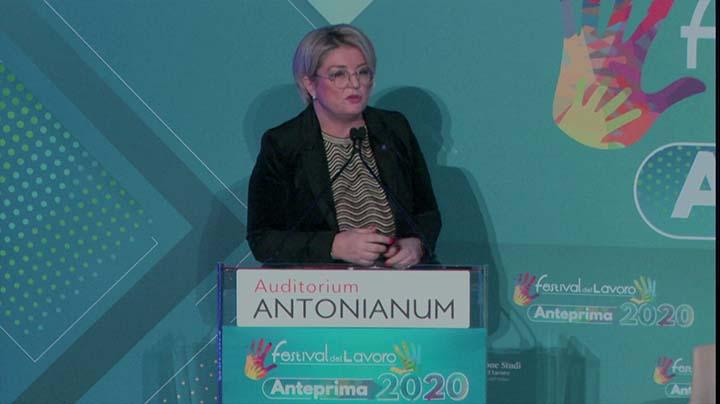 Discorso introduttivo della Presidente del CNO Marina Calderone
