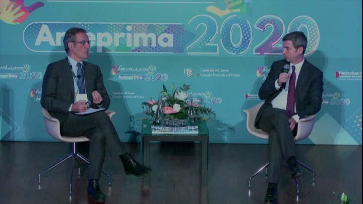 Intervista a Andrea Orlando, Vicepresidente PD