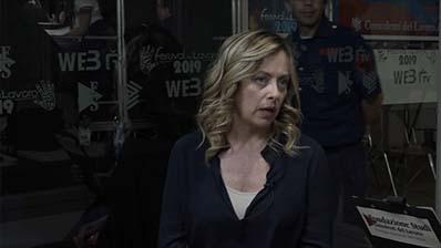 Intervista a Giorgia Meloni - Presidente FdI