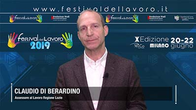 Di Berardino (Regione Lazio): Buono l'accordo in Conferenza Stato-regioni su Rdc