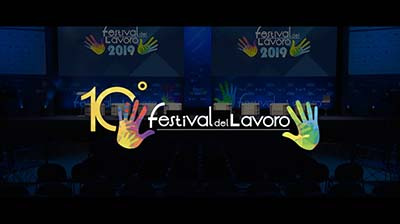 Festival del Lavoro 2019 - Sigla