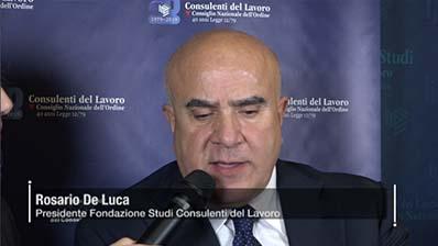 De Luca: alta specializzazione per rispondere alle imprese