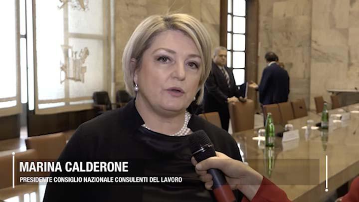 Calderone: intesa CNO-MCC evidenzia funzione sociale dei CdL