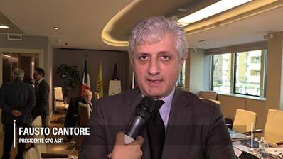 Intervista a Fausto Cantore, Presidente CPO Asti