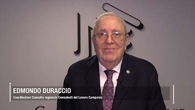 """Napoli: VI Forum """"Lavoro, occupazione, imprese & libere professioni"""""""