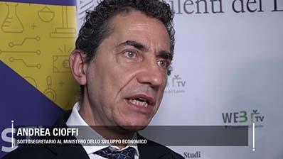 A. Cioffi: salario minimo UE necessario per competere