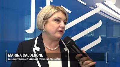 Calderone: conferma CDA Enpacl segnale di unità