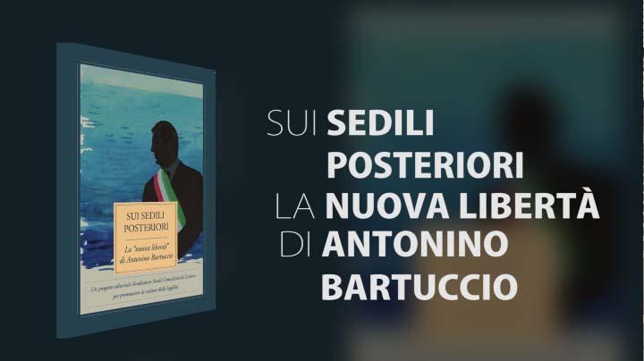 """Spot """" Sui sedili posteriori. La nuova ' libertà """" di Nino Bartuccio"""
