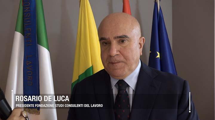 """De Luca: """"Iniziative sul territorio per diffondere i principi dell'Asse.Co."""""""