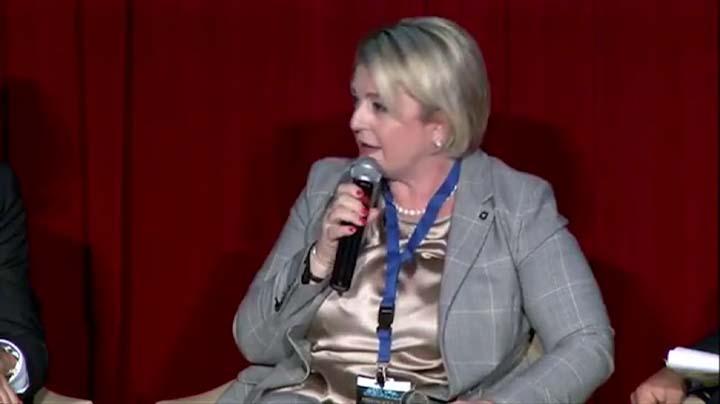 La Presidente Calderone al Congresso nazionale di Confprofessioni 2019