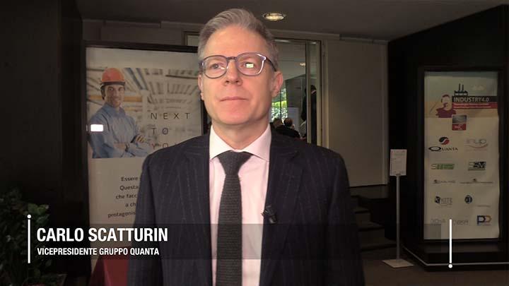 Scatturin: L'accordo con FL migliora il mercato del lavoro