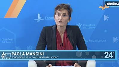 Mancini: politiche per la famiglia