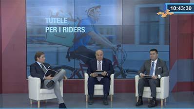 De Luca, Pennesi, Marcantonio: tutele per i riders