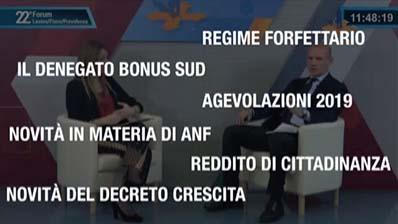 Promo 23° Forum Lavoro