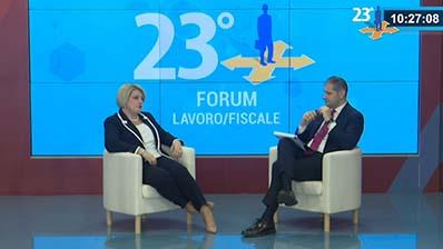Intervento della Presidente Marina Calderone