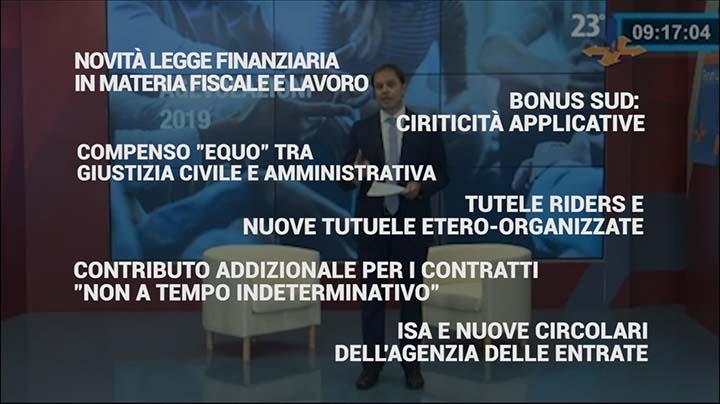Promo 24° Forum Lavoro/Fiscale