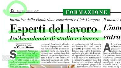Rassegna Stampa - 07.01.2019