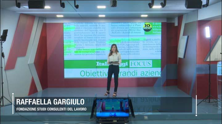 Rassegna Stampa - 30.09.2019
