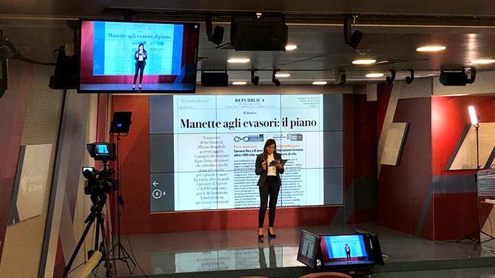 Rassegna Stampa - 21.10.2019
