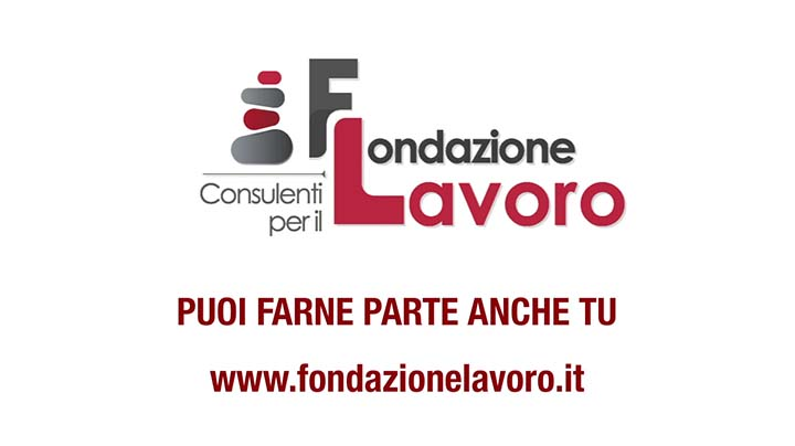 Spot Fondazione Lavoro