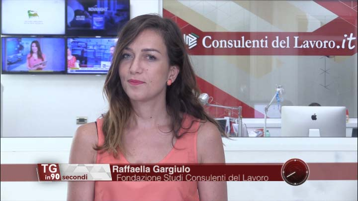 Tg in 90 secondi - 26.06.2019