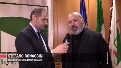 """Bonaccini, """"Governo ci lasci lavorare su grandi opere"""""""